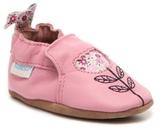Robeez Tina Tulip Girls Infant Crib Shoe