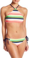 Sperry Shaved-Iced High Neck Bikini Top