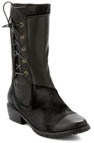 """Antelope 435"""""""" Leather And Suede Boot."""