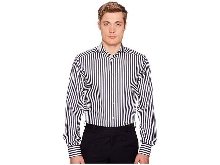 Eton Contemporary Fit Bold Stripe Shirt