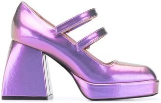 Nodaleto Bulla Babies 95mm heel pumps