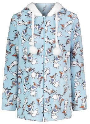 Disney George Frozen 2 Olaf Fleece Playsuit