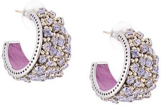 Mignonne Gavigan Kaya Huggie earrings
