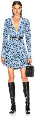 A.L.C. Marcella Dress in Blue & Black | FWRD