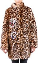 Blugirl Leopard Faux Fur