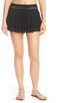 Robin Piccone Sophia Ruffle Cover-Up Short