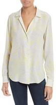 Equipment Women's Adalyn Print Silk Shirt