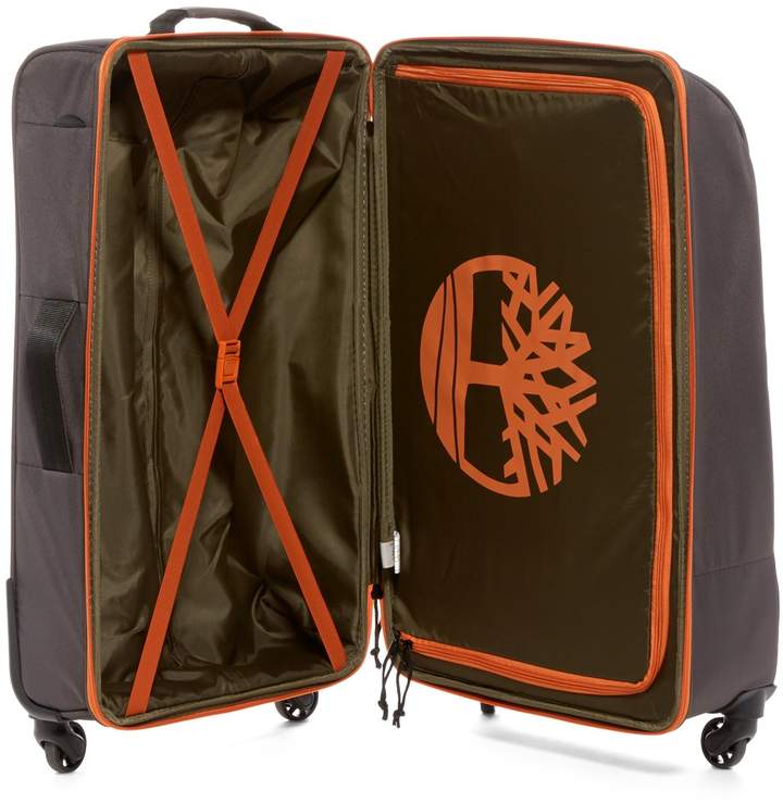 "Timberland Bay Circuit 30"" Expandable Spinner Suitcase"