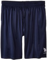 U.S. Polo Assn. Men's Big-Tall Solid Tricot Athletic Short