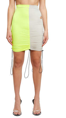 Barragan Drawstring Pegadita Skirt