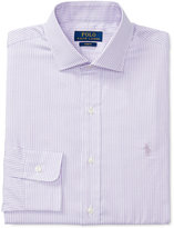 Polo Ralph Lauren Men's Slim-Fit Stretch Lavender Stripe Shirt