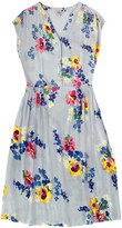 Cath Kidston Painted Posy Button Front Dress