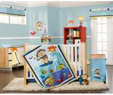 Carter's Laguna Monkey Crib Bedding Collection