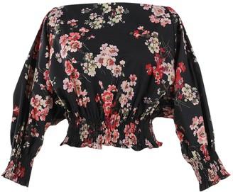 Jill Stuart Multicolour Cotton Top for Women