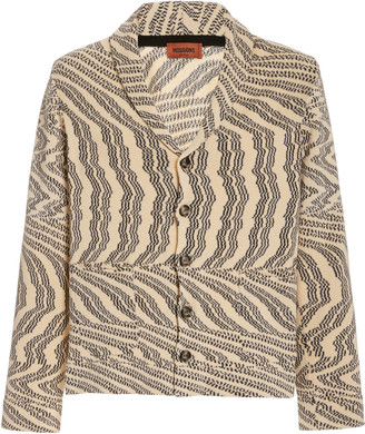 Missoni Jacquard-Knit Cardigan