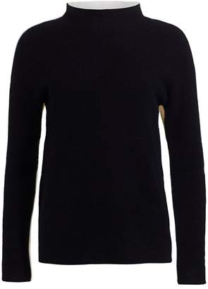 Saks Fifth Avenue Cashmere Funnelneck Sweater