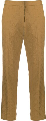 Marco De Vincenzo Cropped Trousers
