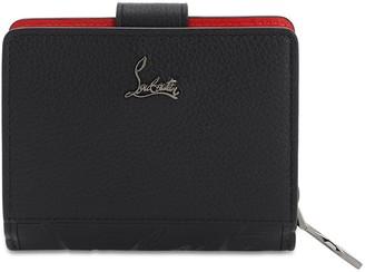 Christian Louboutin Paloma Mini Compact Wallet