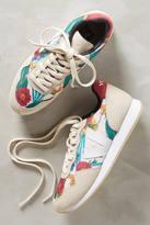 Veja Floral Print Sneakers