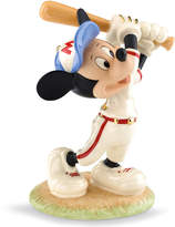 Lenox Closeout! Collectible Disney Figurine, Mickey Mouse and Friends Mickey Up At Bat