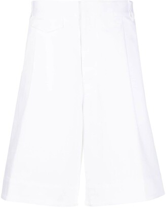 DSQUARED2 Flared Bermuda Shorts