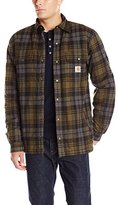 Carhartt Men's Hubbard Sherpa Lined Shirt Jacket