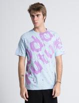 Odd Future Powder Blue Splatter T-Shirt