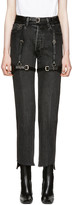 Fleet Ilya Black Suspender Garter Harness