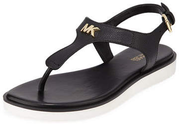 87a5b6479186 Michael Kors Thong Sandals - ShopStyle