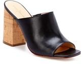 Cole Haan Luci Leather Open-toe Mule.