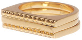 Gorjana Bali Ring Set - Size 7