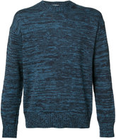 TOMORROWLAND crewneck sweatshirt - men - Cotton/Polyurethane - S