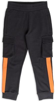 Stella Mccartney Kids Contrast Tape Sweatpants (3-14 Years)