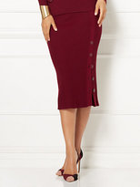 New York & Co. Eva Mendes Collection - Camilla Knit Skirt