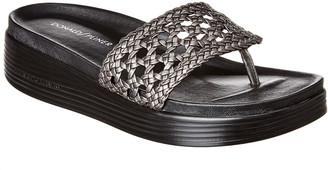 Donald J Pliner Fifi20 Leather Sandal