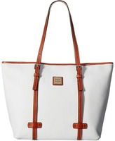 Dooney & Bourke Pebble East/West Shopper Handbags