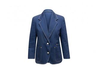 Celine Blue Denim - Jeans Jackets