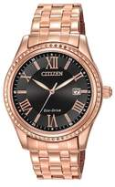 Citizen Women's Eco-Drive Stainless Bracelet Watch