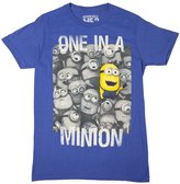 Hybrid Despicable Me 2 - One in a Minion - T-Shirt (XL, )