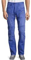 PRPS Straight-Leg Cotton Pants