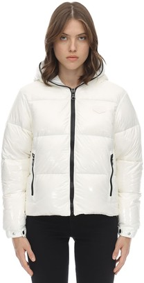 Duvetica Bellatrixdue Nylon Down Jacket