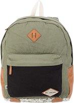 Billabong Hidden Trek Canvas Backpack 8147263