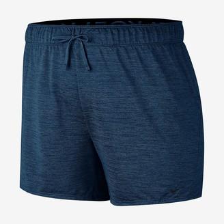 Nike Women's Training Shorts (Plus Size Dri-FIT