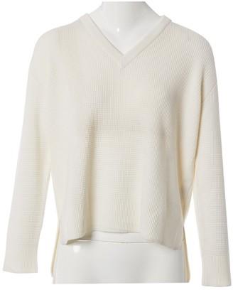 Thom Browne White Wool Knitwear for Women