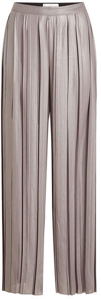 Golden Goose Wide Leg Pleated Pants