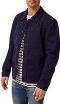 Selected Homme James Workwear Jacket, Dark Sapphire