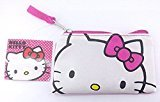 Hello Kitty Cosmetic Bag Coin Purse SET of 10