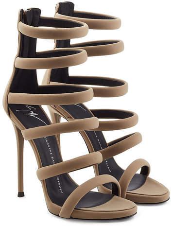 Giuseppe Zanotti Strappy High Heels