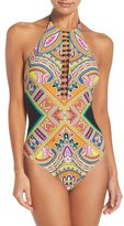 Trina Turk Women's Nepal One-Piece Swimsuit