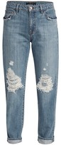 Thumbnail for your product : J Brand Tate Distressed Boyfriend Jeans